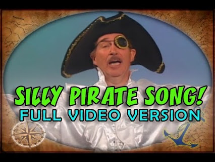 how to get the pirate song on google