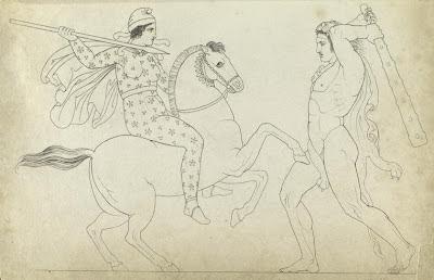Hercules and Hippolita