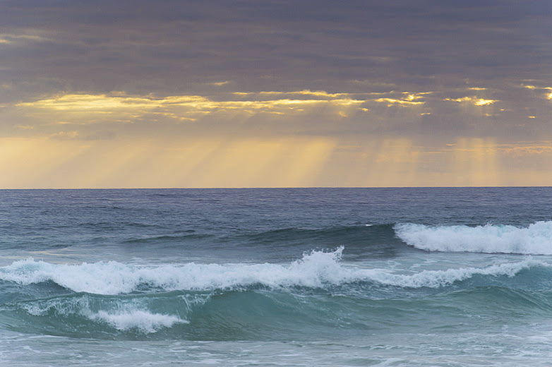 Sunrise at Manly (8295569288)
