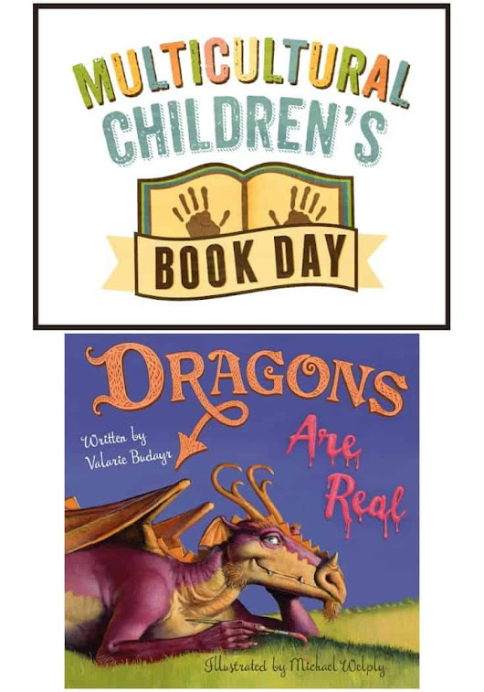 Dragons Are Real by Valarie Budayr #ReadYourWorld - It's Fundamental