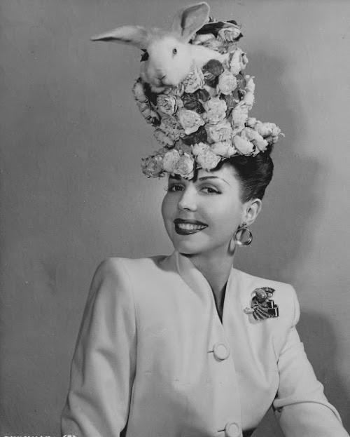 Ann Miller in her Easter Bonnet, 1948
