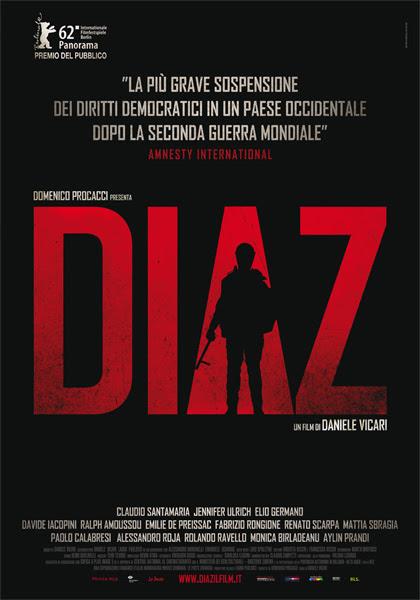 Risultati immagini per diaz film poster