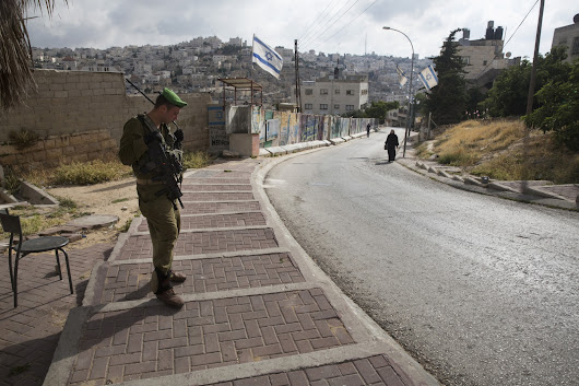Israel Claims 400 Hectares In West Bank For 'State Use'