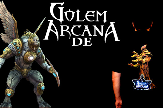 [BerlinCon] Golem Arcana in Berlin