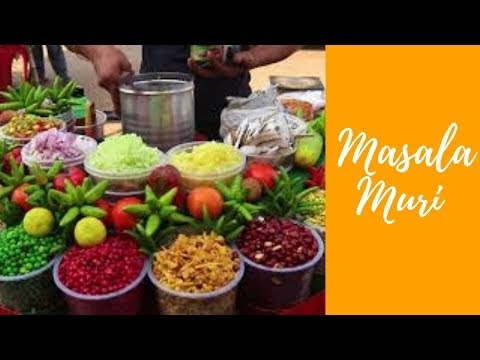 What is Jhal Muri or Masala Muri?