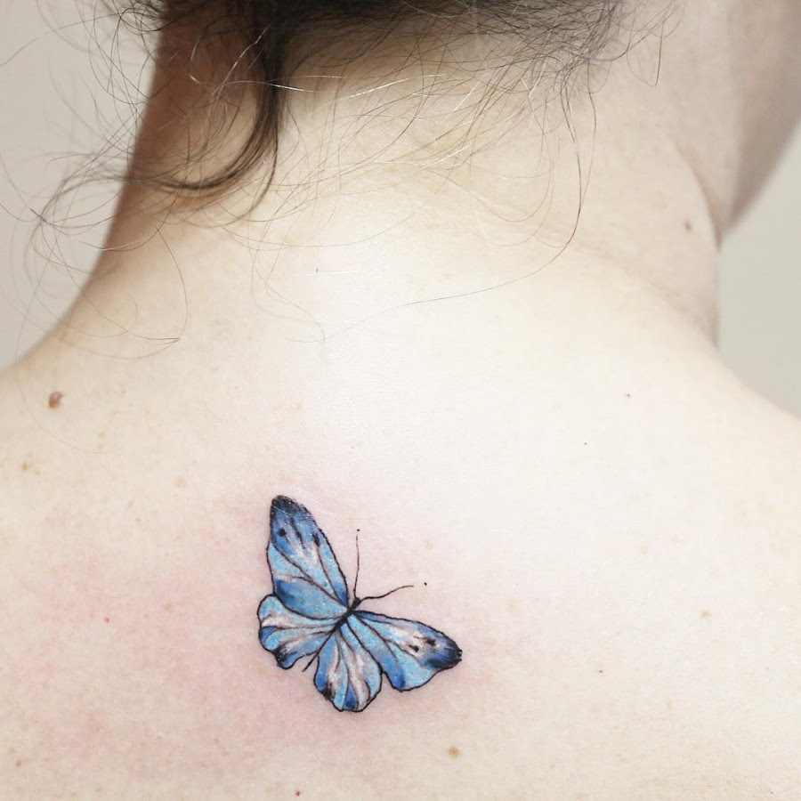 98 Beautiful Butterfly Tattoos Page 4 Of 10 Tattoomagz