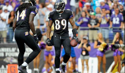 Baltimore Ravens Are Banking On Entire 2015 NFL Draft