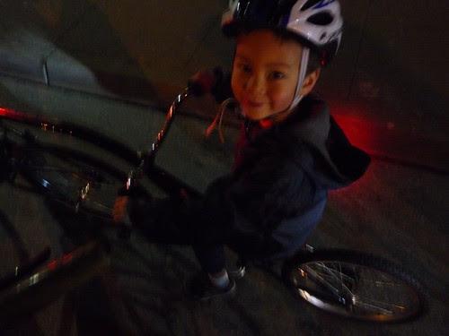 Happy Night Rider