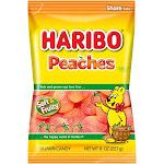 HARIBO Peaches Gummi Candy - 8oz