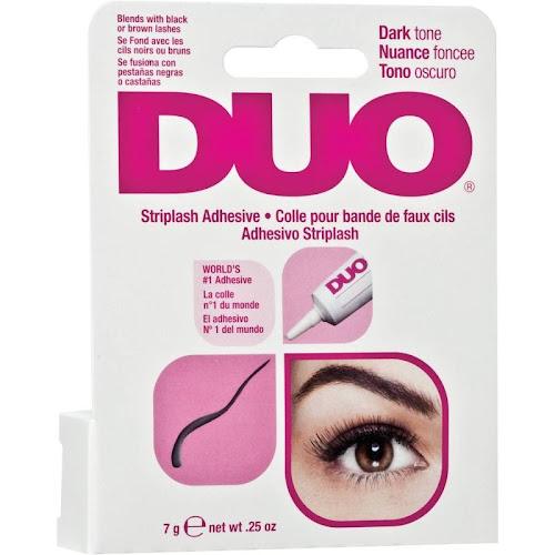 Duo Eyelash Adhesive, Dark Tone - 0.25 oz tube