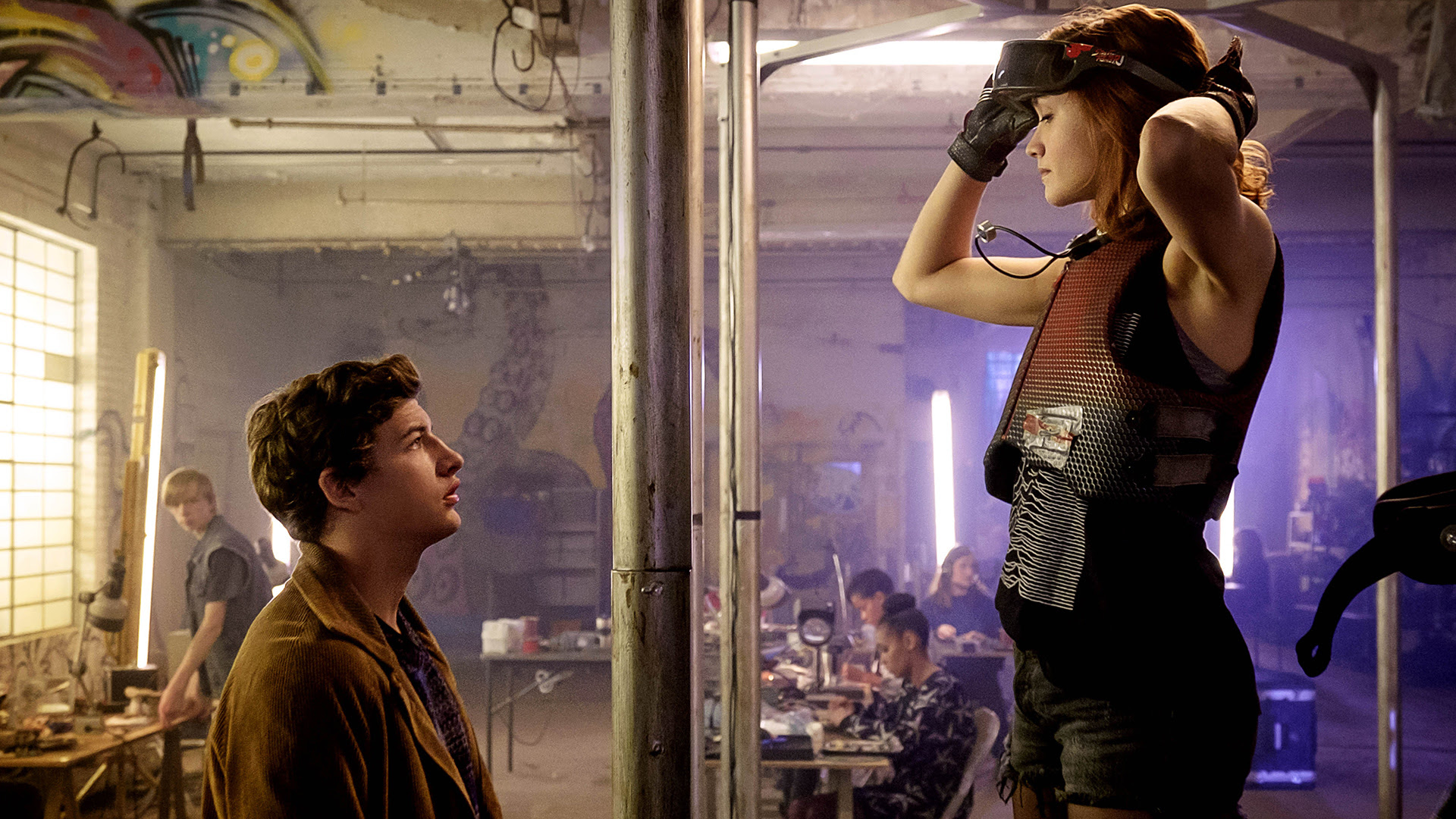 Ready Player One's second trailer is sort of a letdown, hints at cliches and creative license gone wrong screenshot