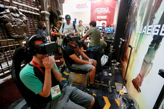 Move over 3D movies, here comes virtual reality