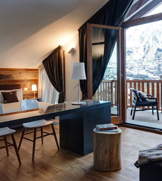 A Vacation Meant For Staying In At The Hotel Nira Montana - Design Milk