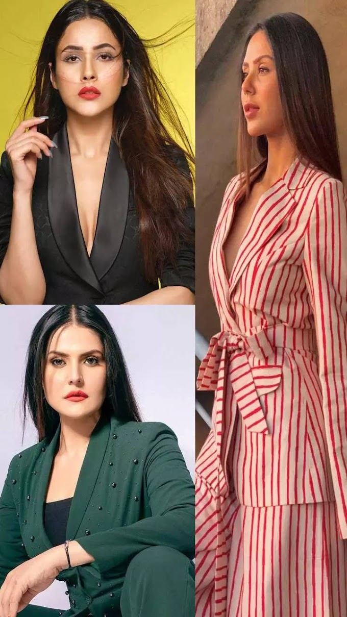 Punjabi divas who dole out boss lady vibes