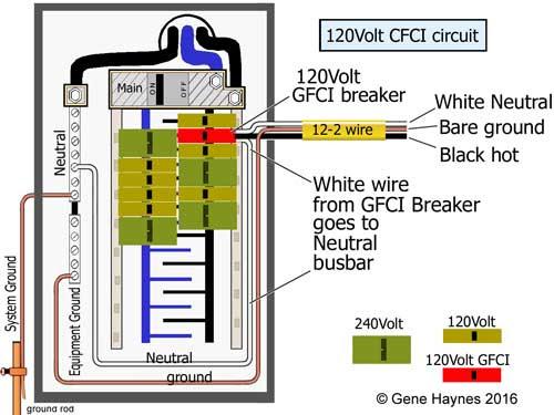 Wiring Multiple Gfci Schematic