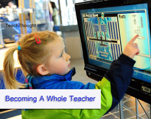 Becoming A Whole Teacher