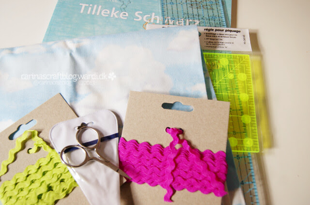 Knitting & Stitching Show - purchases