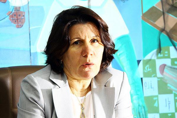 Ângela Maria Paiva Cruz é reitora da Universidade Federal do Rio Grande do Norte