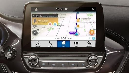 Waze Brings Community-Based Traffic and Navigation App to Ford Vehicles with SYNC 3 | Ford Media Center