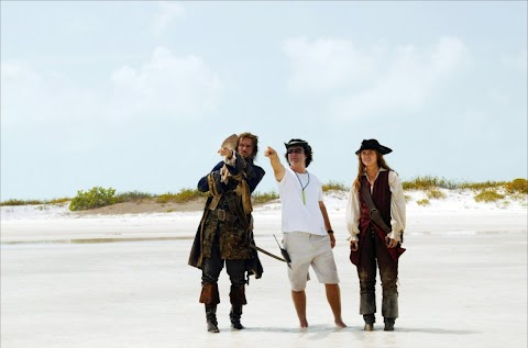 Where Was Pirates Of The Caribbean 3 Filmed