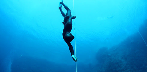 Freediving - Best Diving in Malaysia