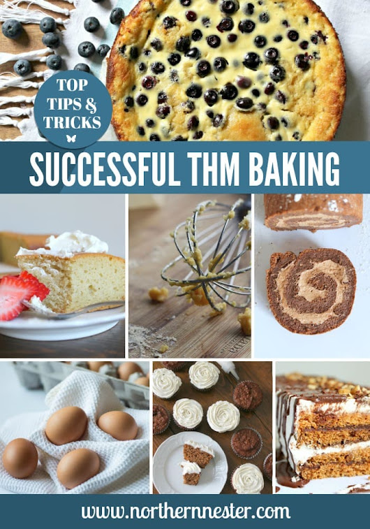 Top Tips And Tricks For Successful Trim Healthy Mama Baking - Northern Nester