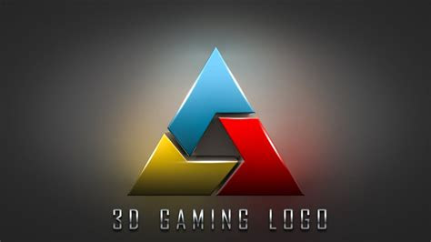 gaming logo design photoshop cc tutorial