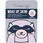 The Creme Shop Wake Up Skin Animated Animal Face Sheet Mask 1 Count
