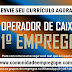 OPERADOR DE CAIXA PRIMEIRO EMPREGO PARA FARMÁCIA NO CABO DE SANTO AGOSTINHO