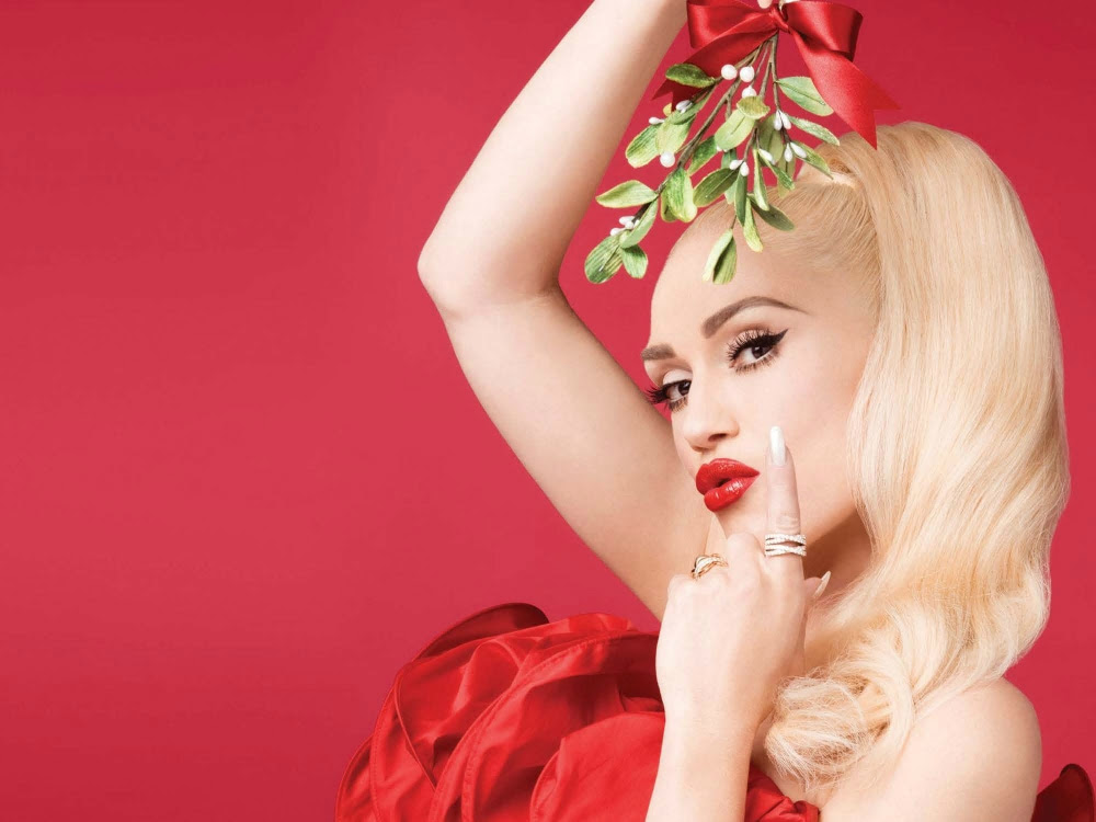 Gwen Stefani Kicks Off Her Vegas Residency With The Debut Of A New Collection Of Holiday Songs