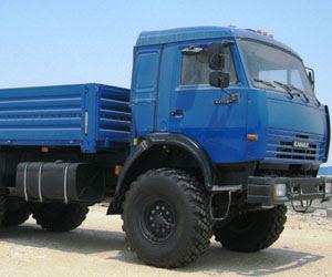 camion de carga kamaz