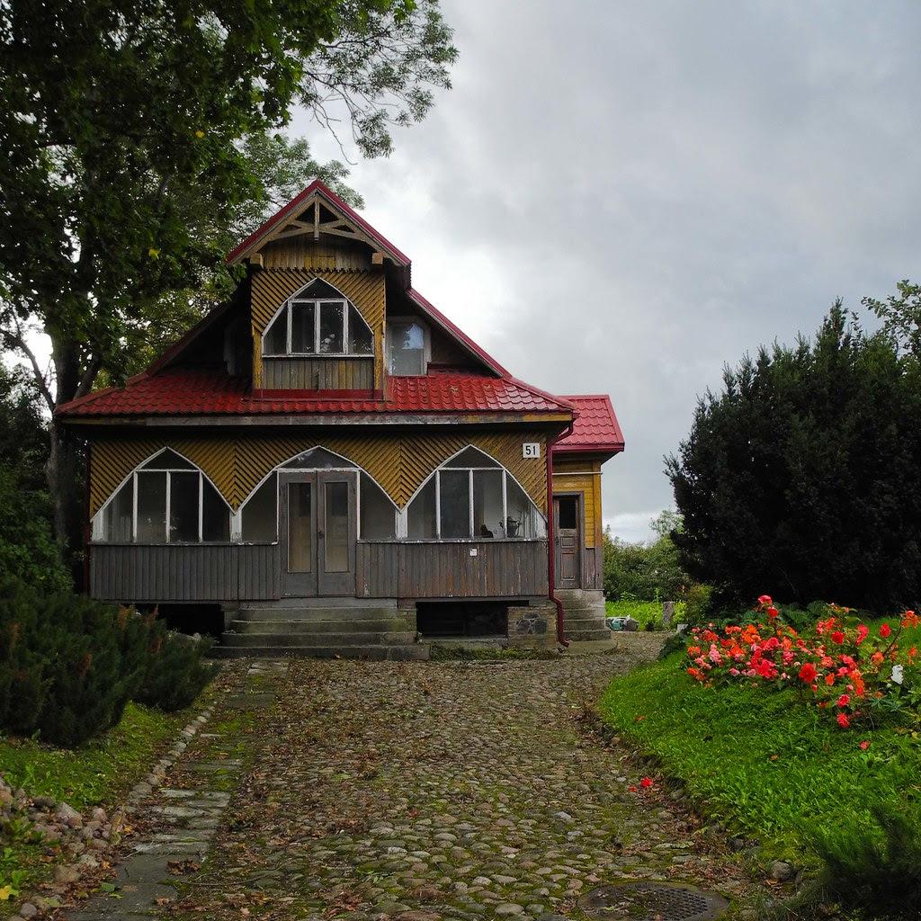 Trakai town
