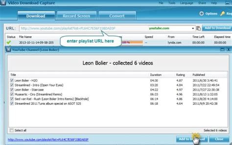 solutions  convert youtube playlist  mp