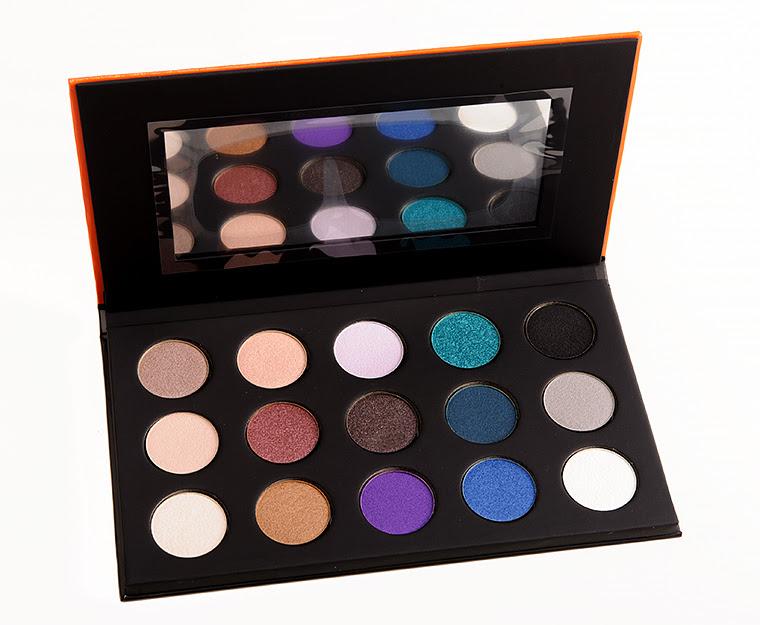 Makeup forever artist palette 3