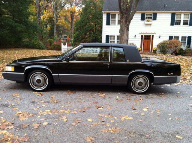 1989 Cadillac Coupe DeVille 94k - ESTATE CAR - 98 y/o ...