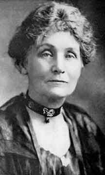 (2) Emmeline Pankhurst (1858-1928)