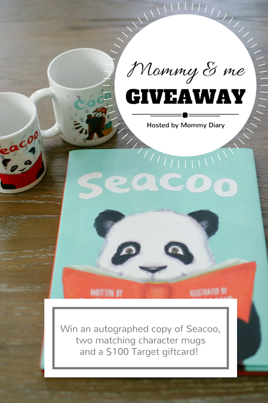Seacoo: A Mommy & Me Book About Friendship, Reading & Forgiveness