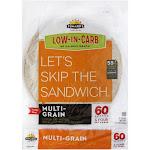 Tumaros Multi-Grain Wraps, 8 Pc (Pack of 6)
