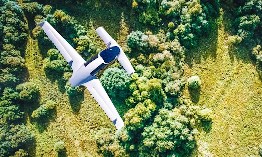 Lilium Electric Flying VTOL Taxi Completes Maiden Flight - TechAcute