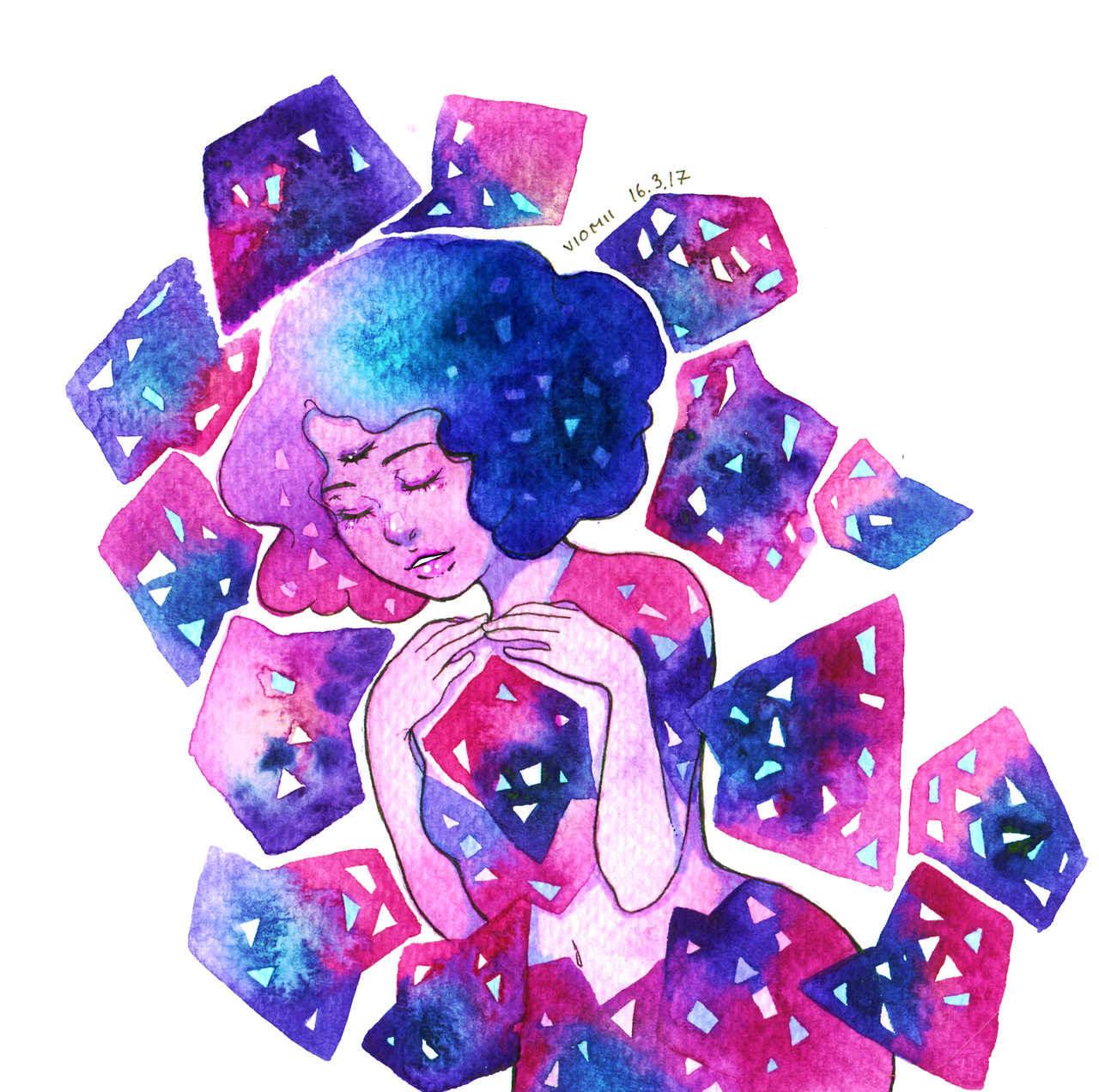 Disco Garnet