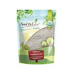 Organic Dark Rye Flour, 1 Pound - by Food to Live