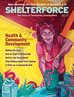 Shelterforce Issue 189 Health Equity