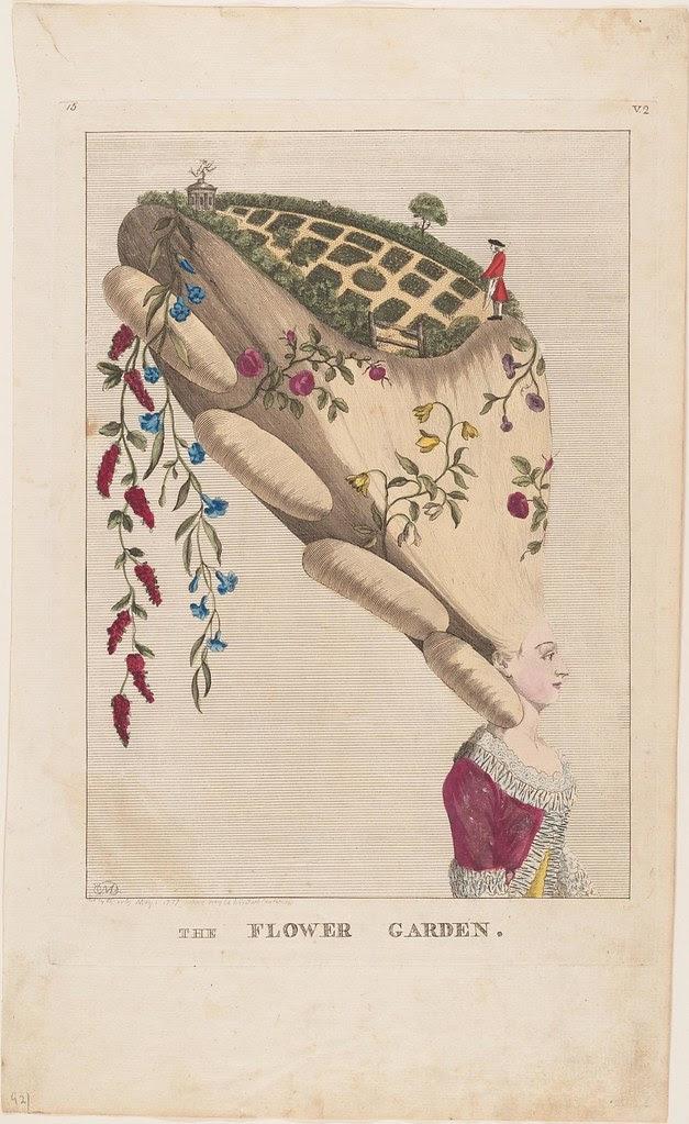 The Flower Garden 1777 (met museum)