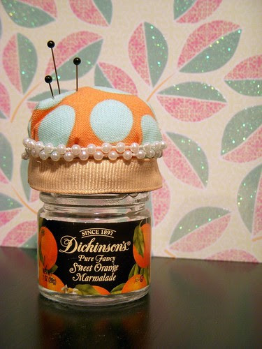 Marmalade Pin Cushion (3)