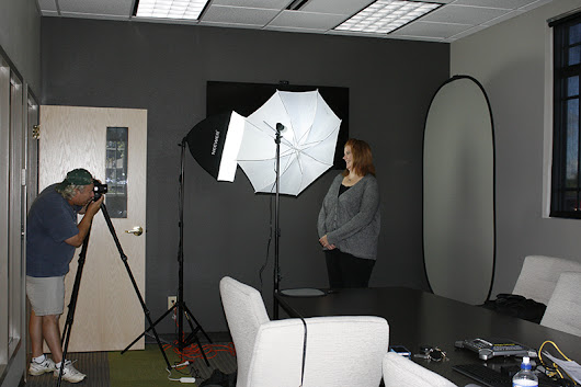 Corporate Headshot Session in Wausau, WI