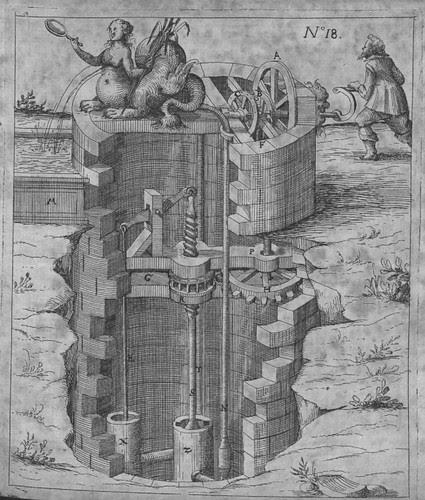 Heinrich Zeising - Theatri machinarum Erster - 1613 r