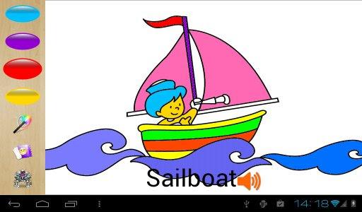 Boyama Oyunları Bebek Oyunları Android Oyunu Apk Comkidscoloring