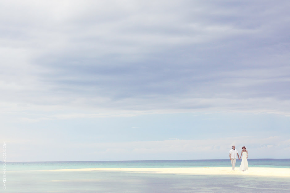 Bantayan island Post-nup, Cebu Post-Wedding Photographer