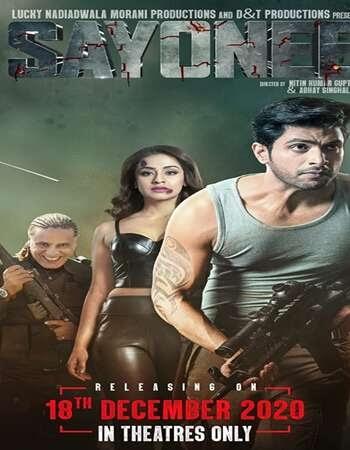  Sayonee 2020 Hindi 720p 480p Pre-DVDRip x264