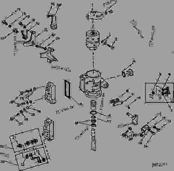 [DIAGRAM] John Deere 4320 Pto Parts Diagram FULL Version